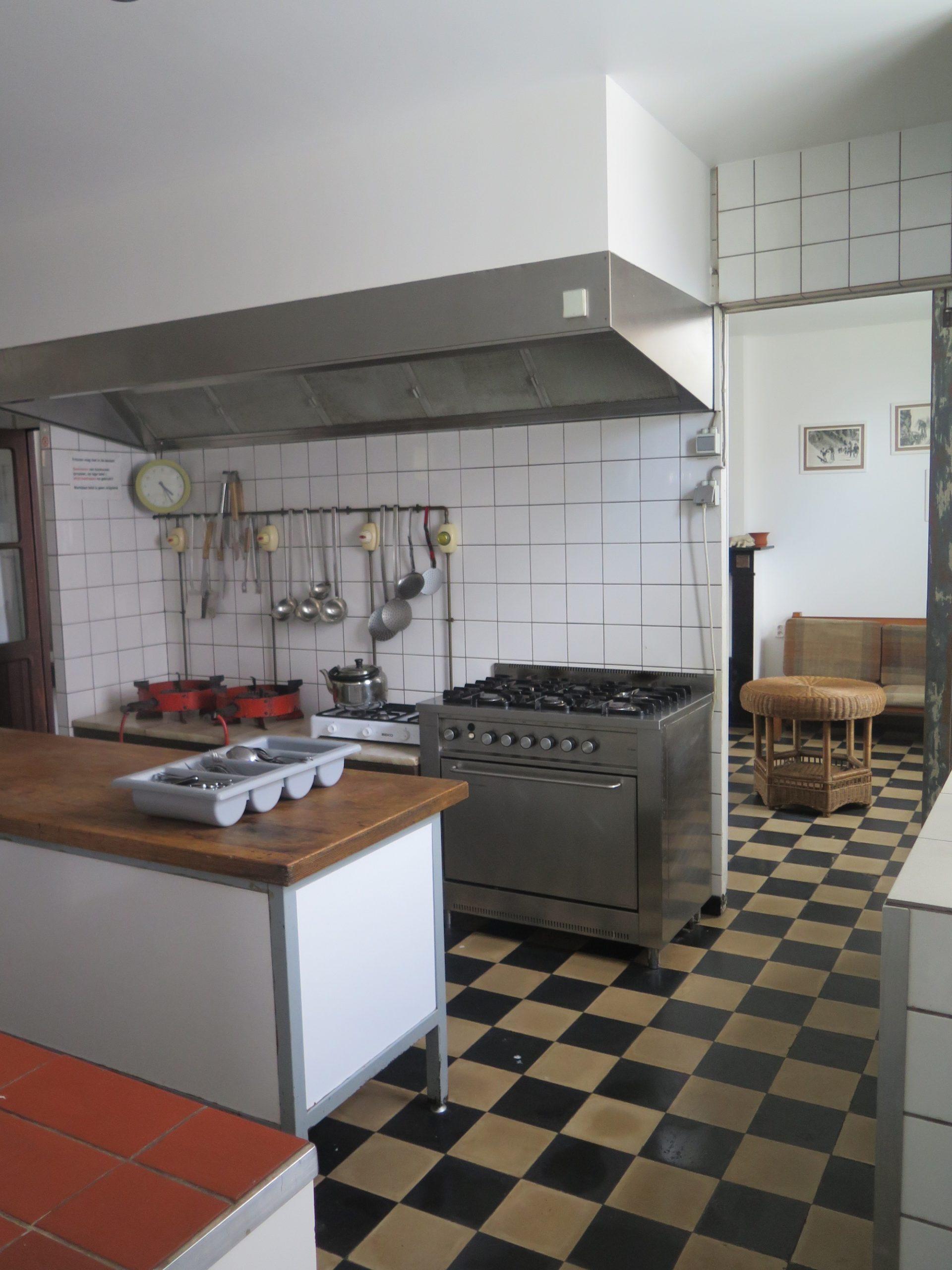 Liedericq de keuken - self catering